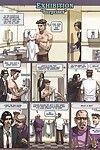 Hot adult comics with wild gal blowing shlong