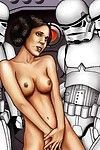Star wars porn toons