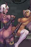Rare dickgirl manga comicks
