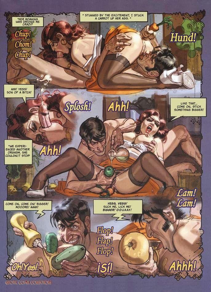 comics Hot adult