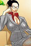 Amanda sells avon and lingerie