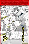 Black and White sex comics