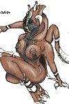 Clammy StarCraft Porn Pictures