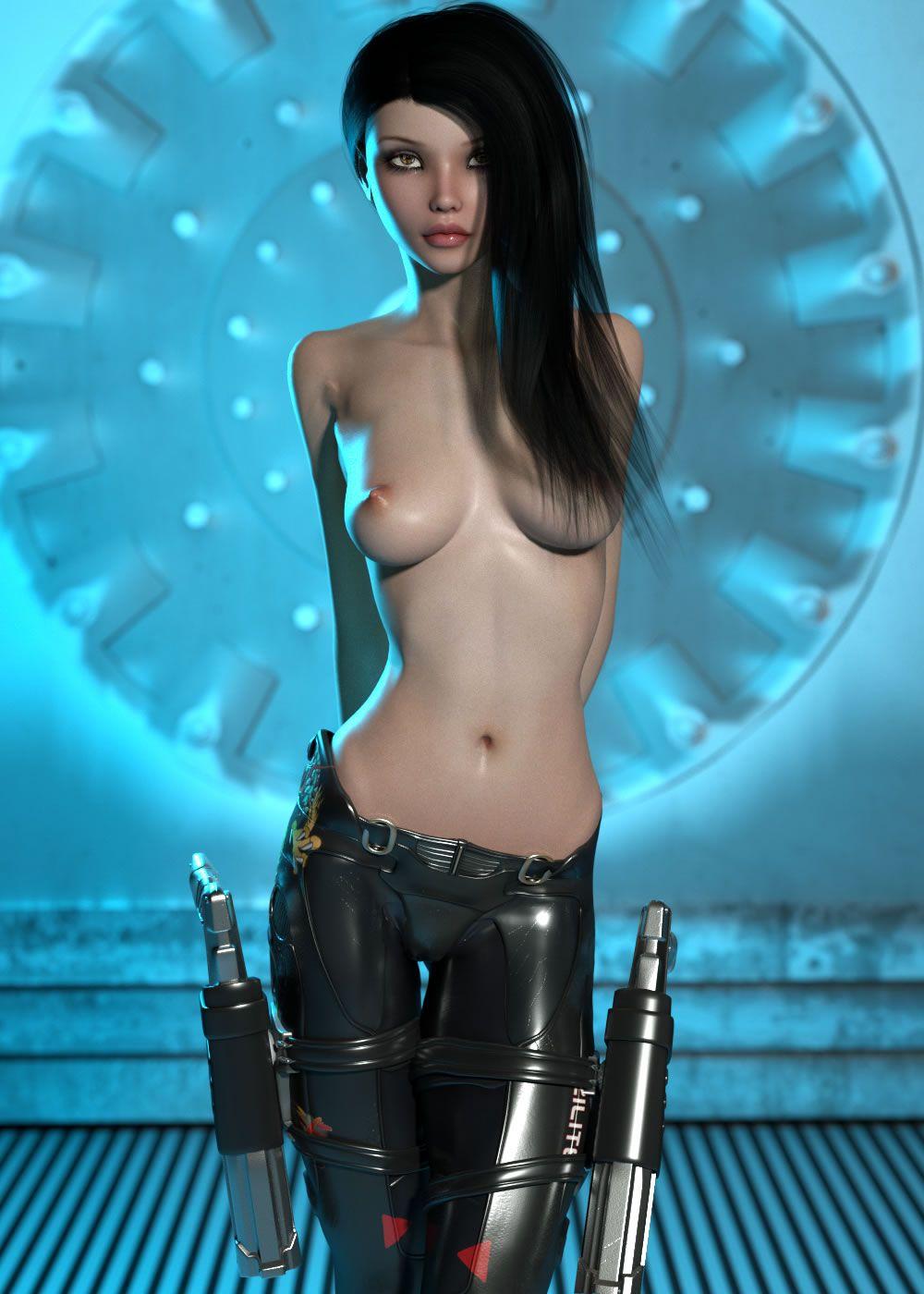 japanese girl big tit nude