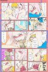 (SC29) [PETS (rin, kuro, may)] Nisemono (Naruto) [English] [persepolis130] [Colorized]