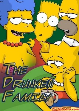Simpsons- The Drunken Training