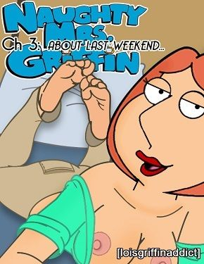 Naughty Mrs. Griffin 3- With Last Weekend