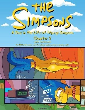 The Simpsons-Day in get under one\