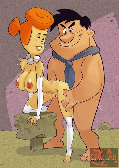 Fred flinstone shacking up as a last resort woman who knows
