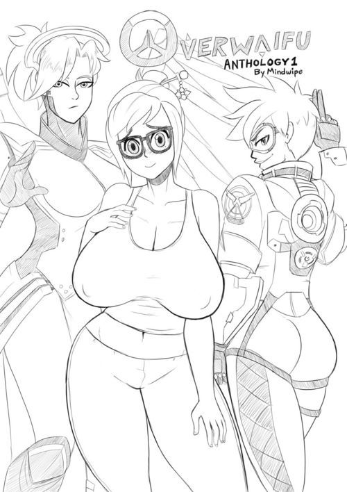 [Mindwipe] Overwaifu Anthology Vol. 1 (Overwatch)