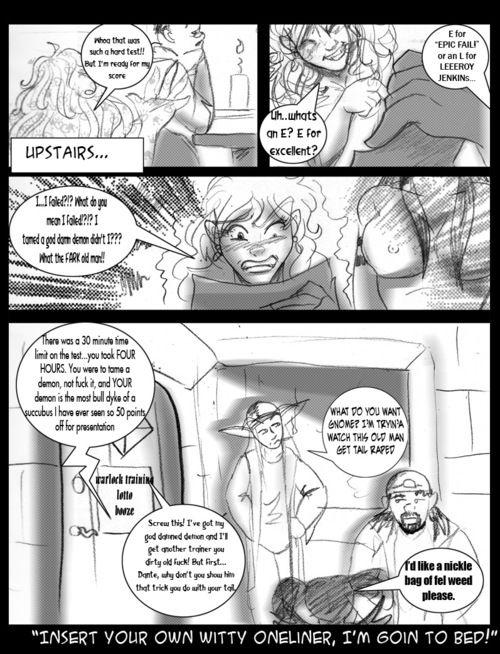 [Moondai (Mallory Metzli)] Gank Me 3: Spare Parts (World of Warcraft)