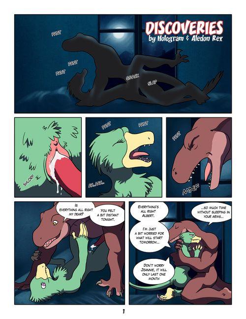 [Aledon Rex, Hologram] Discoveries