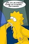 Simpsons – XXX Story involving Comics