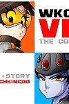 VR The Cut a caper Overwatch- Witchking00