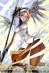 Mercy Therapy (Overwatch) [English] [Rewrite] [h-manga.moe]