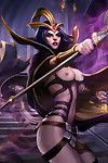 League of Legends Clothe-cleaned Artworks - ornament 2