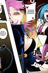 (FF23) [Turtle.Fish.Paint (Hirame Sensei)] JINX Come On! Shoot Faster (League of Legends) [English] [HerpaDerpMan] [Colorized]