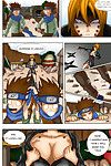 [reit] Feel Chum around with annoy Pang (Naruto) [Ongoing] [Alternate Coloring]