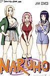 (C72) [Naruho-dou (Naruhodo)] Tsunade no Inchiryou (Naruto) [English] {doujin-moe.com} [Colorized] [Incomplete]