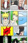 [Matt Wilson] (naruto) sage deodorant (pages 1-66) [color R.O.D.] - fixing 2