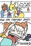 [Nanogrrr] Digiland (Digimon) [Colored] - part 2