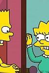 Simpsons - Bart fucks Lisa in her room