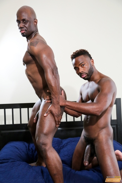When Jay Black requested a dominant, thick-dicked boy to come over and fuck him, they sent Bam Bam.  Jay asked that a