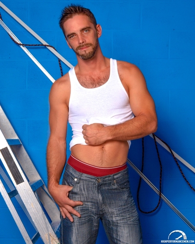 High Performance Men Exclusive Joe Parker was excited to work with Parker Wright and said