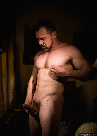 Cute little bad boy Kory Houston is acting like a spoiled brat. His manly step-dad is sick and tired of his attitude and thinks it