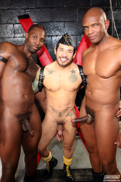 These boys are here to do some serious hot fucking!  It