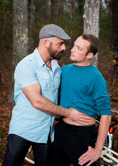 Sexy stepdad Adam Russo wants to spend some quality time with young, insecure Derek Reed and help raise the teen