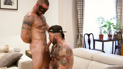 Channing has been a big admirer of Maskurbate for many years now. He wrote myself about rencounter his favorite pornstar, Manuel Deboxer. He was lucky that Manuel was in town so I was able to arrange a meeting, as long as I was authorized to set free the