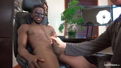 Jackson came to my office to glimpse the number 1 scene this dude did for Maskurbate. During the viewing, I asked him if this dude had ever been sucked by a male before. That guy said no but was open to try. That guy agreed that I record his number 1 fagg
