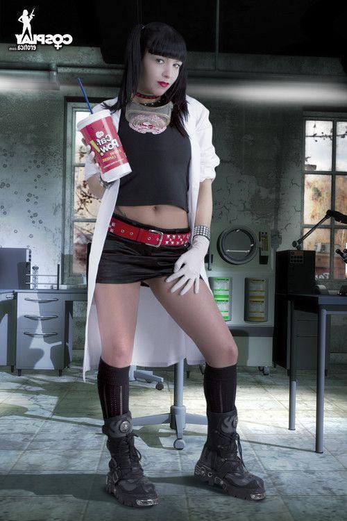 Fabby ncis cosplay