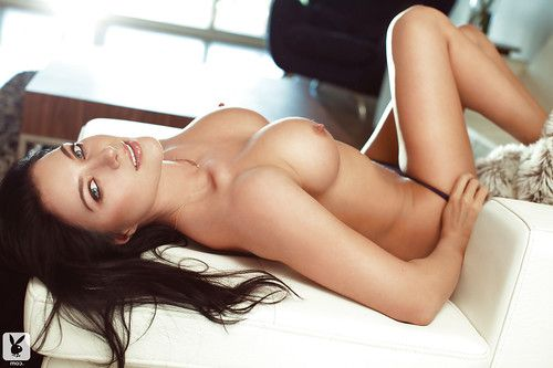 Adorable brunette hair babe Elena Romanova showcasing her ravishing body