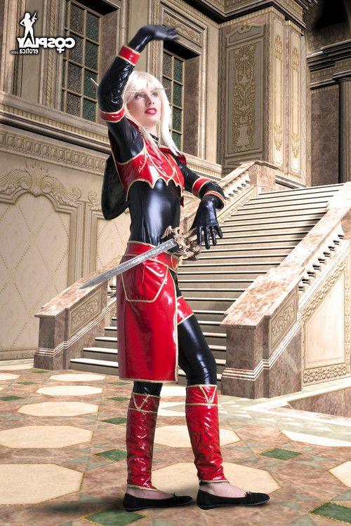 Blood elf cosplay
