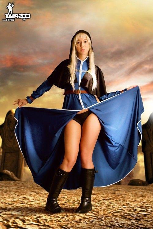 Cosplayerotica  goeniko the slaver of fighters nude cosplay