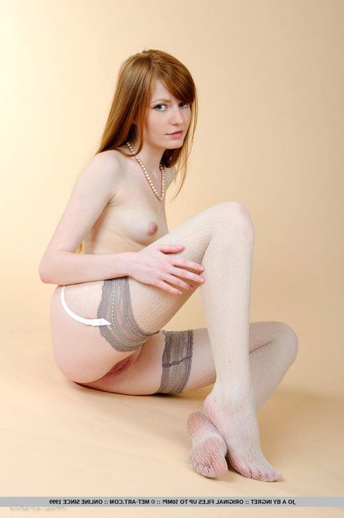 Jo s soft and supple body is on display with subtly erotic poses and a sultry look on her fascinating face.