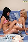Sexy lesbian legal age teenagers