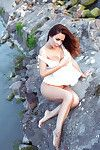 Euro beach beauty Adrienn Levai body is centerfold type material