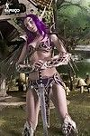 Cosplayerotica gaming doll angela g