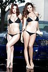 Centerfold lesbian Ali Rose and Elizabeth Marxs please always other