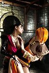 Dragon age cosplay
