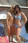 Picture collection of amateur sexy cuties in bikini