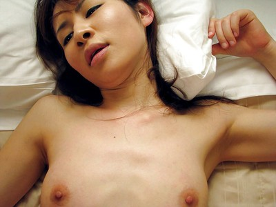 Chinese amateur Hitome Kume obtains boffed and reveals her hirsute creampied wet crack