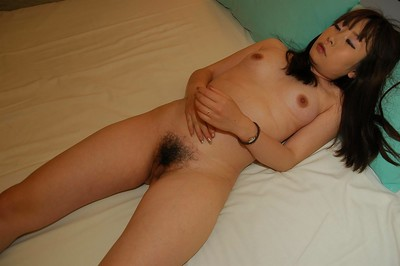 Japanese MILF getting as mother gave birth and exposing her soaked pussy in close up