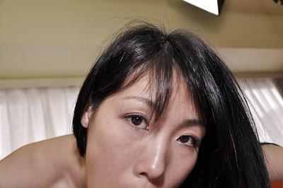 Oriental MILF with bushy wet crack Yuko Mukai gobbles a intense phallus and attains drilled