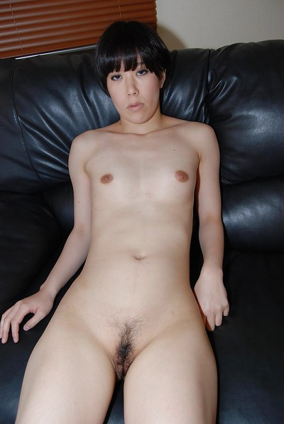 Chinese beauty Rina Iida acquires exposed and has some cum-hole fingering liking