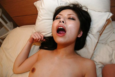 Chinese juvenile enjoys S&m astonishingly and takes a sperm stream in her prepared chop
