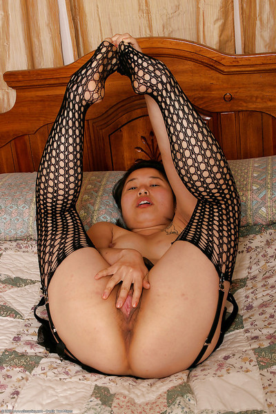 Oriental principal timer Tiny strokes compact bumpers during the time that modelling fishnet
